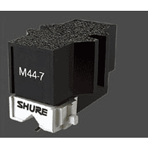 Shure M44-7 Turntablist Cartridge - Scratch