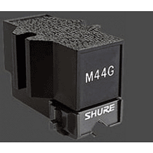 Shure M44G Turntablist Cartridge - Club/Party - Scratch/Mix/Spin