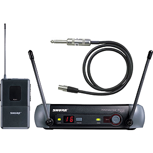 Shure PGX14 UHF Guitar & Bass Wireless System