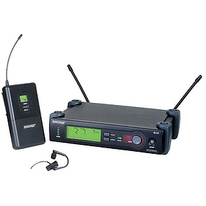 Shure SLX14/98H UHF Instrument Wireless System
