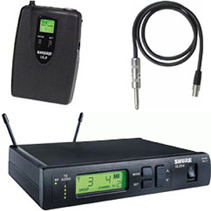 Shure ULXS14 UHF Guitar & Bass Wireless System