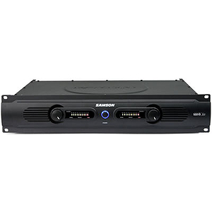 Samson Servo 300 300-watt Power Amplifier