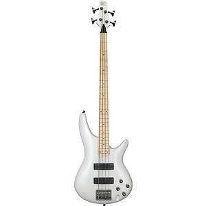 Ibanez SR300M 4-string Bass Guitar - Pearl White