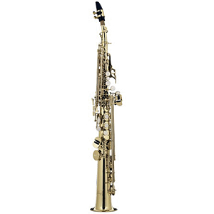 RS Berkeley SSS523 Artist Series Soprano Saxophone - Silver Plated