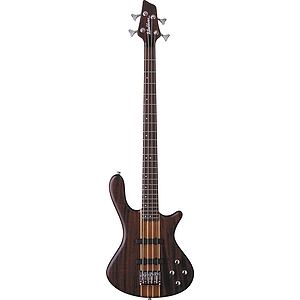 Washburn T24 Electric Bass Guitar - Natural Matte - with gig bag