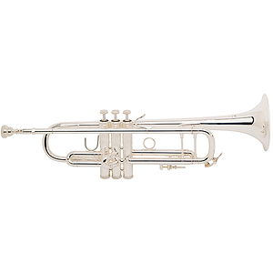 RS Berkeley TP606S Artist Series Trumpet in the Key of Bb - Silver Plated