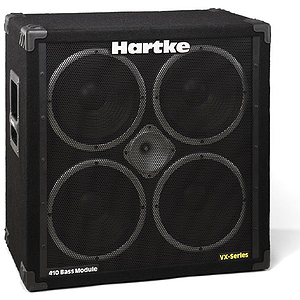Hartke &quot;Very Extreme&quot; VX410 4 x 10&quot; Bass Cabinet