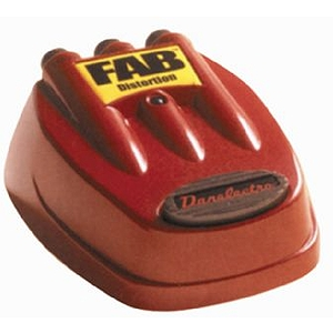 Danelectro Fab 3 Distortion Effect Pedal