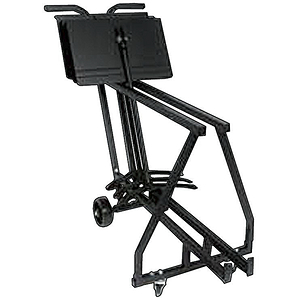 Manhasset Music Stand Short Storage Cart