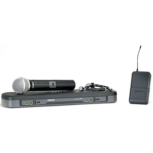 Shure PG1288/PG185 Vocal/Lavalier Combo Wireless System, H7