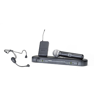 Shure PG1288/PG30 Wireless Headset System, H7