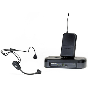 Shure PG14/PG30 Wireless Headset System, H7