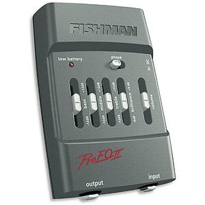 Fishman PRO-EQ II Acoustic Preamp