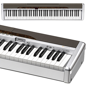 Casio PX200 Privia 88 Key Digital Piano