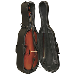 Musino Deluxe Series Cello Outfit; 4/4 Size