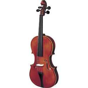 "Musino 4000 Deluxe Series Viola, 15"""