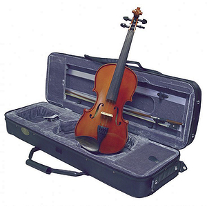Musino 4000 Deluxe Series Violin Outfit, 4/4 Size