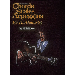 The Complete Book of Chords, Scales, & Arpeggios for the Guitar