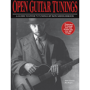 Open Guitar Tunings