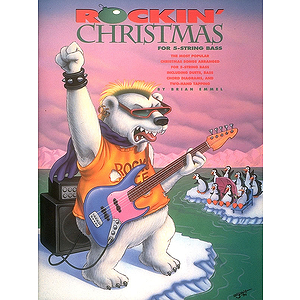Rockin' Christmas For 5-String Bass