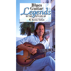 Blues Guitar Legends (VHS)
