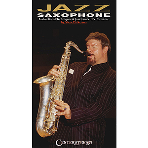 Jazz Saxophone (VHS)