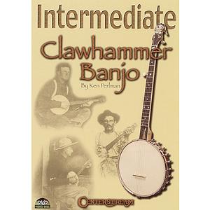 Intermediate Clawhammer Banjo (DVD)