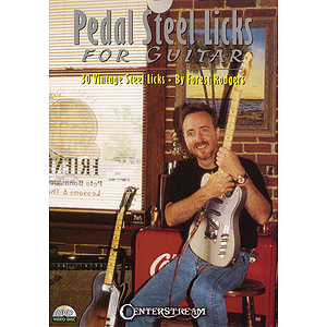 Pedal Steel Licks for Guitar (DVD)