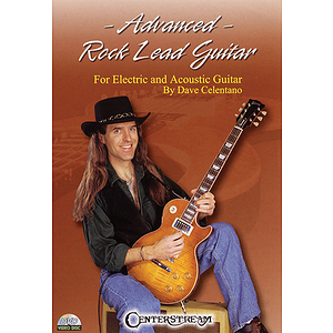 Advanced Rock Lead Guitar (DVD)