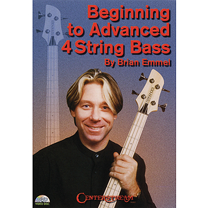 Beginning to Advanced 4-String Bass (DVD)