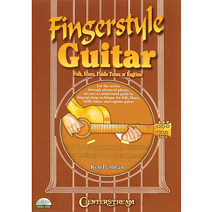 Fingerstyle Guitar (DVD)