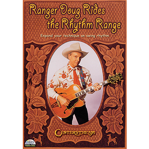 Ranger Doug Rides the Rhythm Range (DVD)