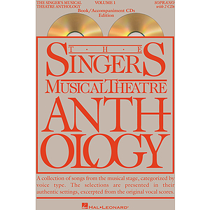 Singer's Musical Theatre Anthology - Volume 1