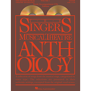 Singer&#039;s Musical Theatre Anthology - Volume 1