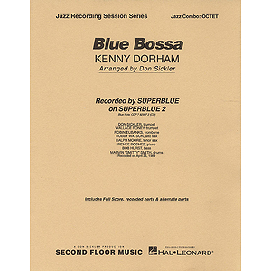 Blue Bossa Octet