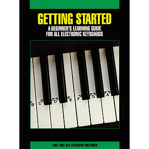 Getting Started for All Electronic Keyboards
