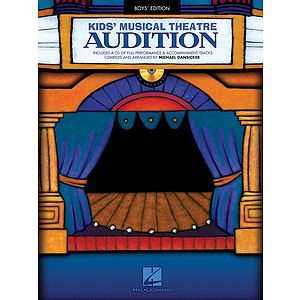 Kids&#039; Musical Theatre Audition - Boys Edition