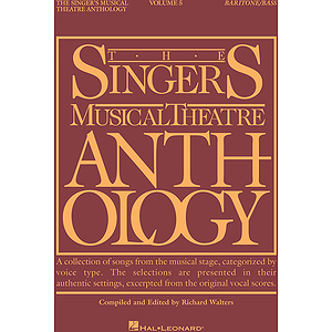Singer&#039;s Musical Theatre Anthology - Volume 5