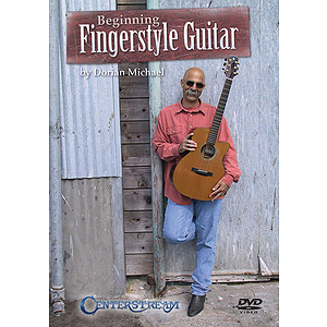 Beginning Fingerstyle Guitar (DVD)