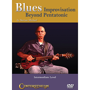 Blues Improvisation - Beyond Pentatonic (DVD)