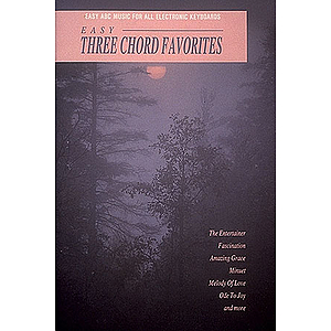Easy 3-Chord Favorites