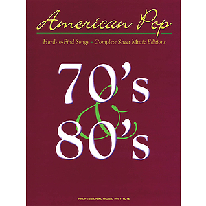 American Pop - 70s and 80s Hard to Find Songs
