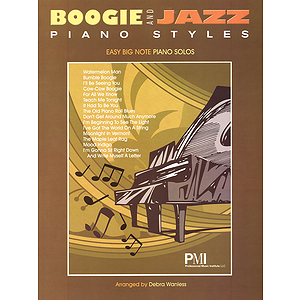 Boogie and Jazz Piano Styles