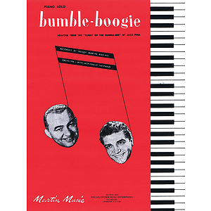 Bumble Boogie - Adapted from the Flight of the Bumble-bee