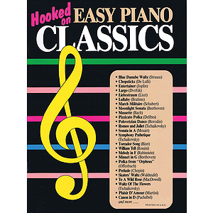 Hooked on Easy Piano Classics