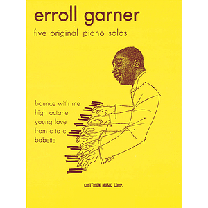 Erroll Garner - Five Original Piano Solos