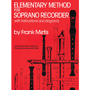 Elementary Method for Soprano Recorder