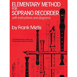 Elementary Method for Soprano Recorder
