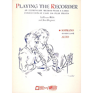 Playing the Recorder - Soprano