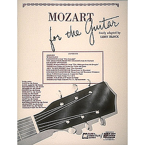 Mozart for Guitar